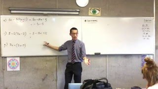 Expanding and Factorising (3 of 4: Introduction to expansion)
