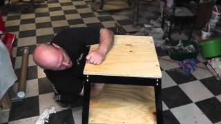 drill press table height Free Download Video Plans
