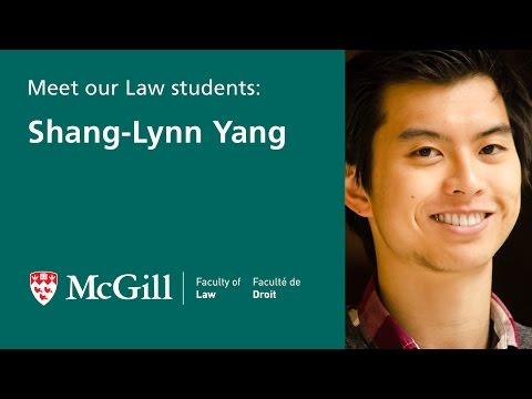 Sunny Shang-Lynn Yang, 1L