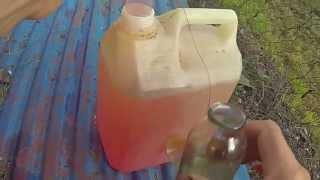 Змішати бензин з маслом 50 : 1