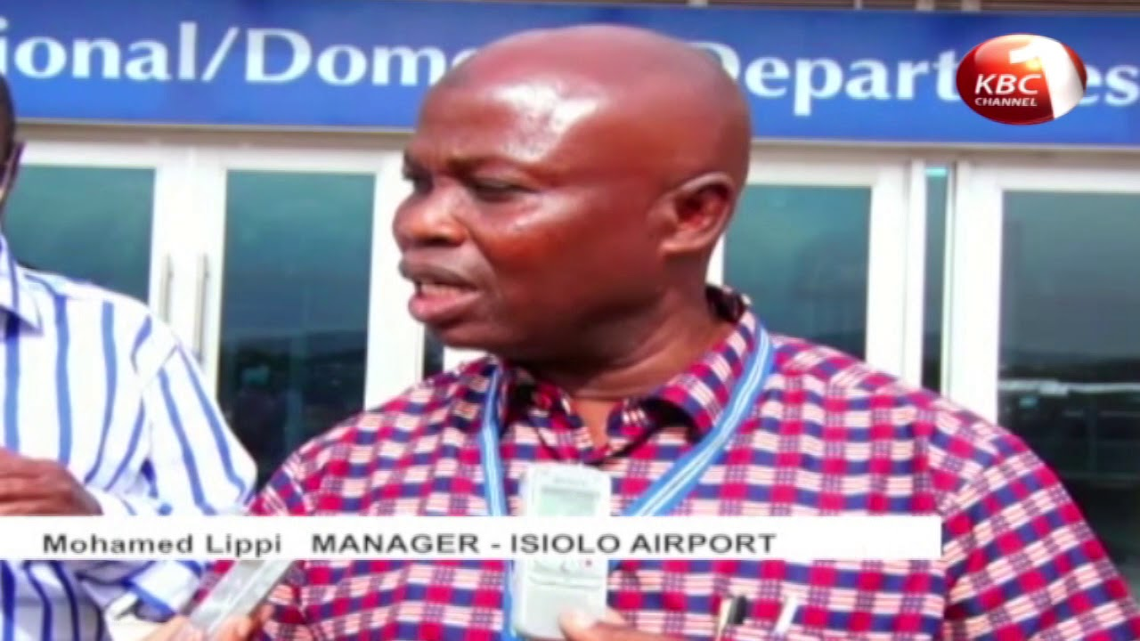 Governnment to upgrade Isiolo International Airport