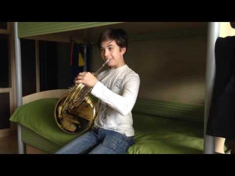 John Williams The Imperial March French Horn (Bb)