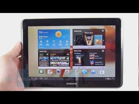 Samsung Galaxy Tab 2 (10.1) Review