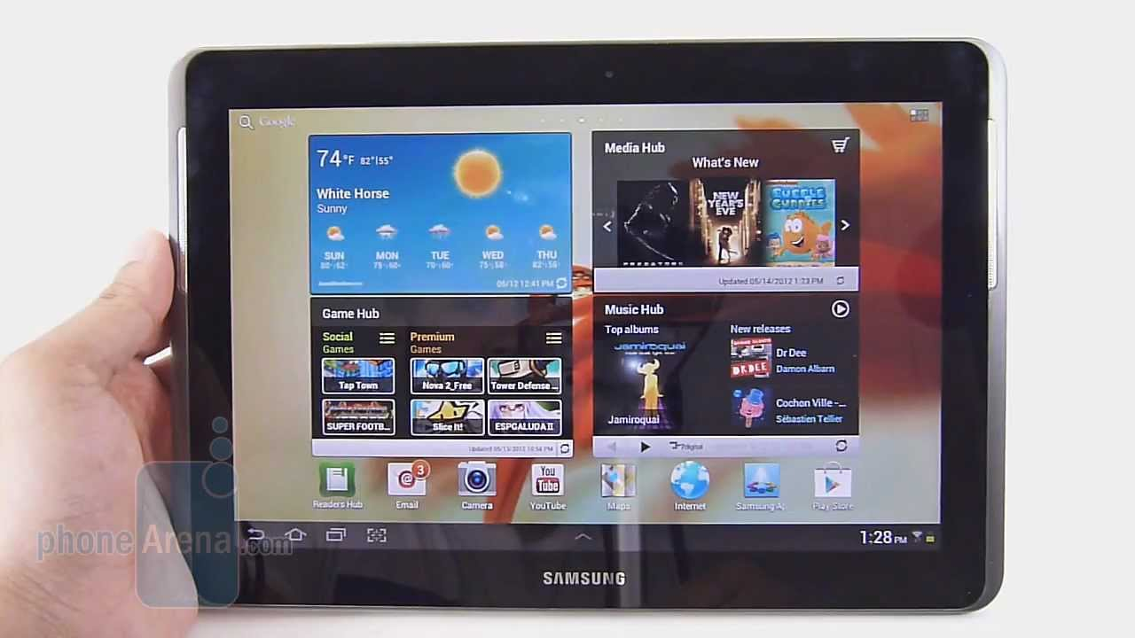 samsung galaxy tab 2 10 1 review youtube