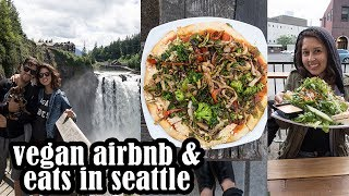 Vegan Airbnb in Seattle 😍 PNW Road Trip Part 2