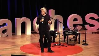 Minor Celeb | Max Joseph | TEDxManchester