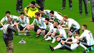 Video FIFA World Cup 2018 Final - Argentina vs France download MP3, 3GP, MP4, WEBM, AVI, FLV Februari 2018