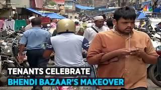 Bhendi Bazaar To Get A Makeover