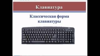Клавиатура Компьютера. Работа с Блокнотом