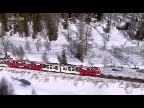 Un billet de train pour le Mont-Blanc