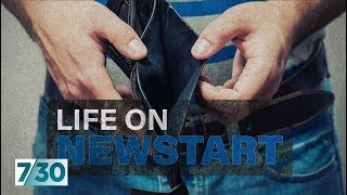 What's it like to live on Newstart?