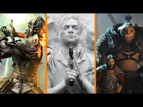 MORE Bioware Departures + Evil Within 2: Is it Good? + Shadow of War Infinite Loot Boxes - The Know