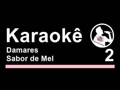 """Damares Sabor de mel """"Karaoke"""" PlayBack MP3 Gospel Letra"""