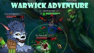 Warwick Adventure