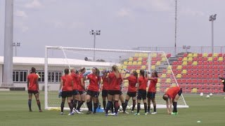 U-20 WNT Finishes Cycle in WWC Third-Place Match vs. Japan