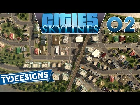 Organic It Is!! :: Ep. 02 :: Cities Skylines (Modded)