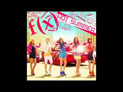 F(x) - Hot Summer (Pinocchio Repackage) [Complete Album]