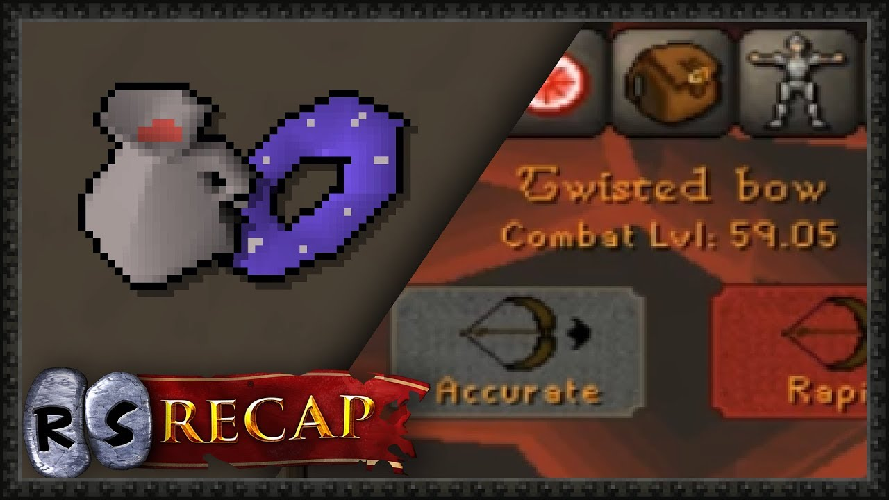 OSRS Recap - Mobile changes, and lvl  59 Infernal Cape
