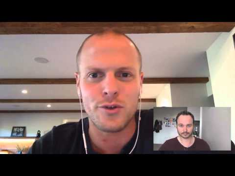 Benny Lewis & Tim Ferriss on language learning & Tim's new TV show