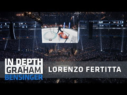 Lorenzo Fertitta: UFC's Desperate Deal With Spike TV