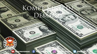 Komet King - In Demand - September 2020