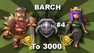 Clash of Clans - TH9 BARCH to 3000 #4: POSTPONED