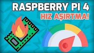 En Güçlü Raspberry Pi 4 İçin Overclock Ve Soğutma Rehberi