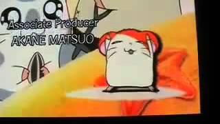 Hamtaro bailando (canción de cierre).
