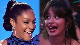 Tiffany Haddish DISSES Fifth Harmony & Botches Camila Cabello's Name During 2018 MTV VMAs