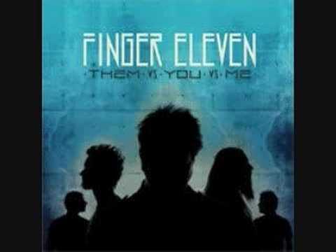 Finger Eleven - Them Vs You Vs Me