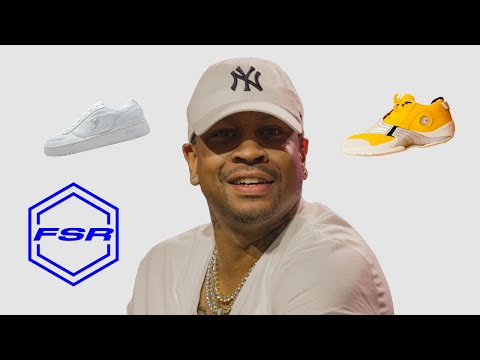 Allen Iverson almost signed with Jordan back in the day