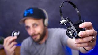 Koss Porta Pro vs. KPH30i vs. KSC75 - The BEST Walkman Headphones