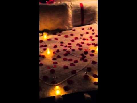Romantic monterey hotel room decoration youtube - Decorate hotel room romantic ...