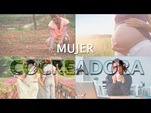 Mujeres cocreadoras con la Madre Tierra
