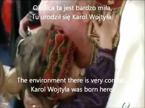 Pope John Paul II - Tribute - Moje miasto Wadowice