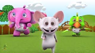 jika kamu bahagia   Lagu Anak   lagu anak terpopuler   If You're Happy Rhymes   Little Treehouse