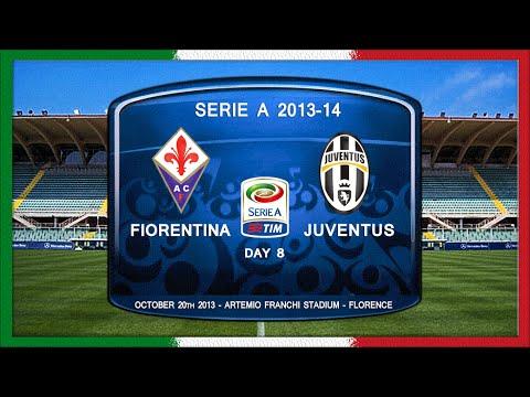 Serie A 2013-14, Fiorentina - Juve (Full, RU)
