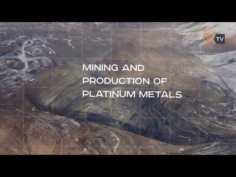 Interesting to Know. Mining and production of platinum metals