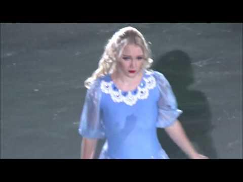 Алиса в Зазеркалье Ледовое шоу