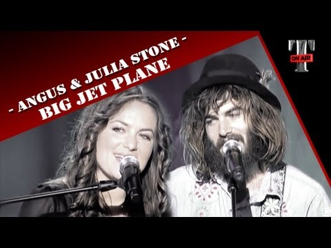 "Angus & Julia Stone ""Big Jet Plane"" (TARATATA Jui. 2010)"