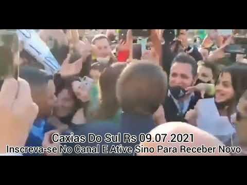 ? Pesquisas Apontam Que Bolsonaro ESTÁ Em Ultimo Lugar EM Caxias Do Sul Rs.  VAMOS ACOMPANHAR JUNTO