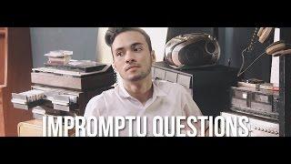 Impromptu Questions : Refal Hady