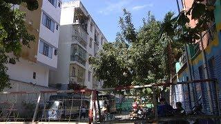 TP HCM: Đề nghị khẩn cấp phá dỡ chung cư nghiêng | VTC14