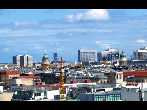 HOW TO SEE BERLIN FROM THE SKY!