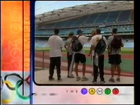 The Games: Sydney 2000 Promotional Show Sydney Olympic Stadium Special