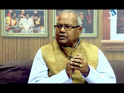 Dhamala Ko Hamala with Laxman Lal Karna ( Vice-Chairman, Sadbhawana Party )