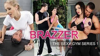 Download Video Brazzer || Passionate in the sexy gym MP3 3GP MP4