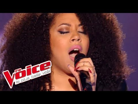 Adele  – Hello  Lucyl Cruz  The Voice France 2016  Blind Audition