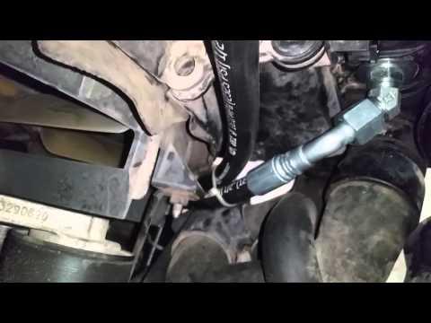 Duramax Transmission Cooler Line Upgrade Kit
