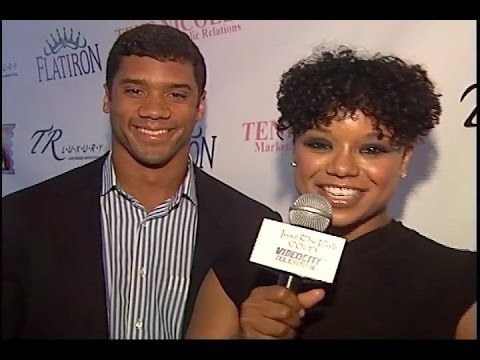 RUSSELL WILSON INTERVIEW The Day Before @NFL Draft 2012
